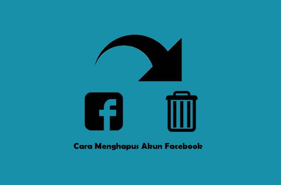 Cara Menghapus Akun Facebook