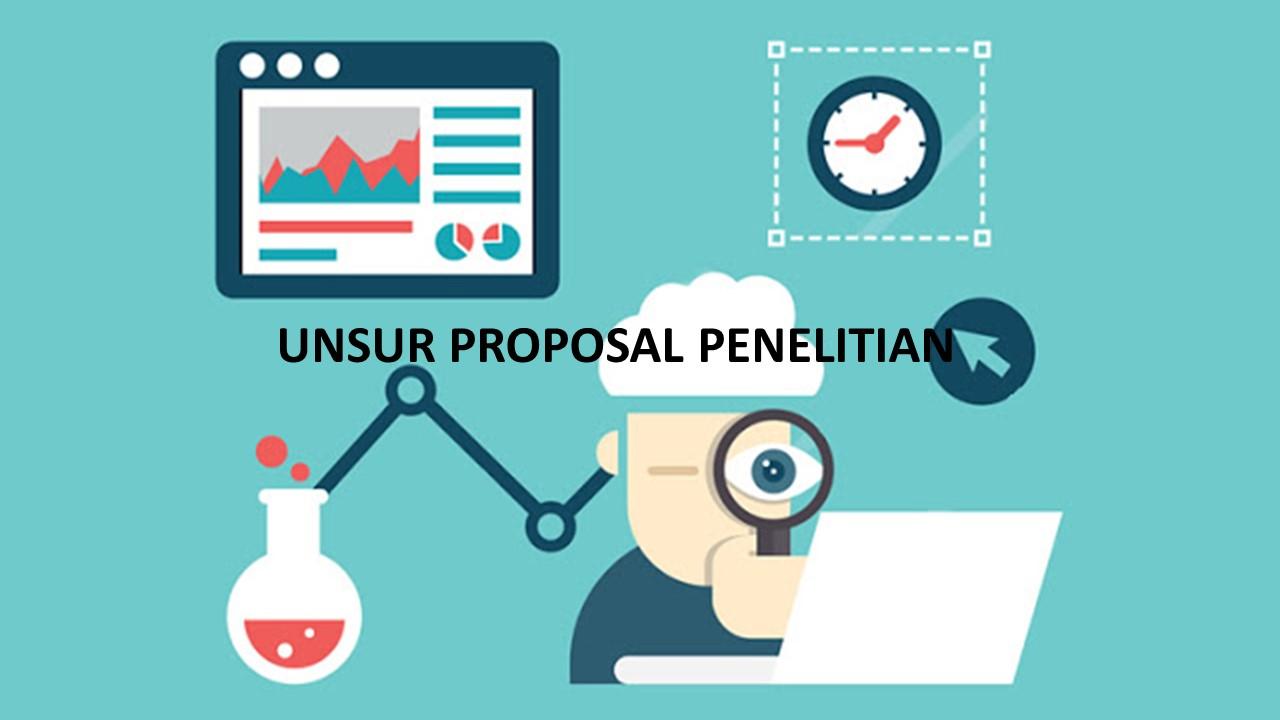 Unsur Proposal Penelitian