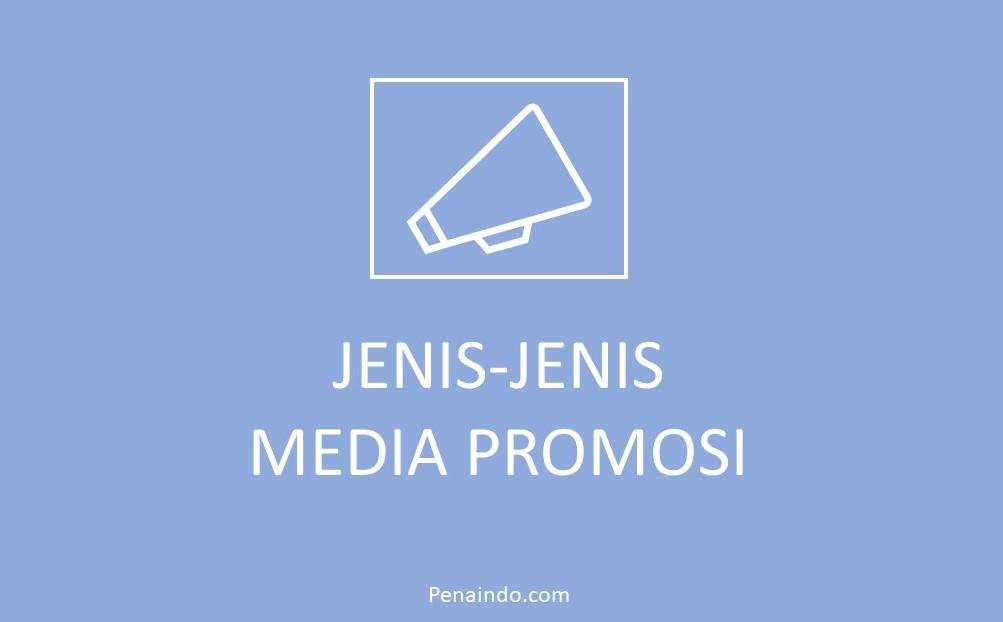 Contoh Media Promosi