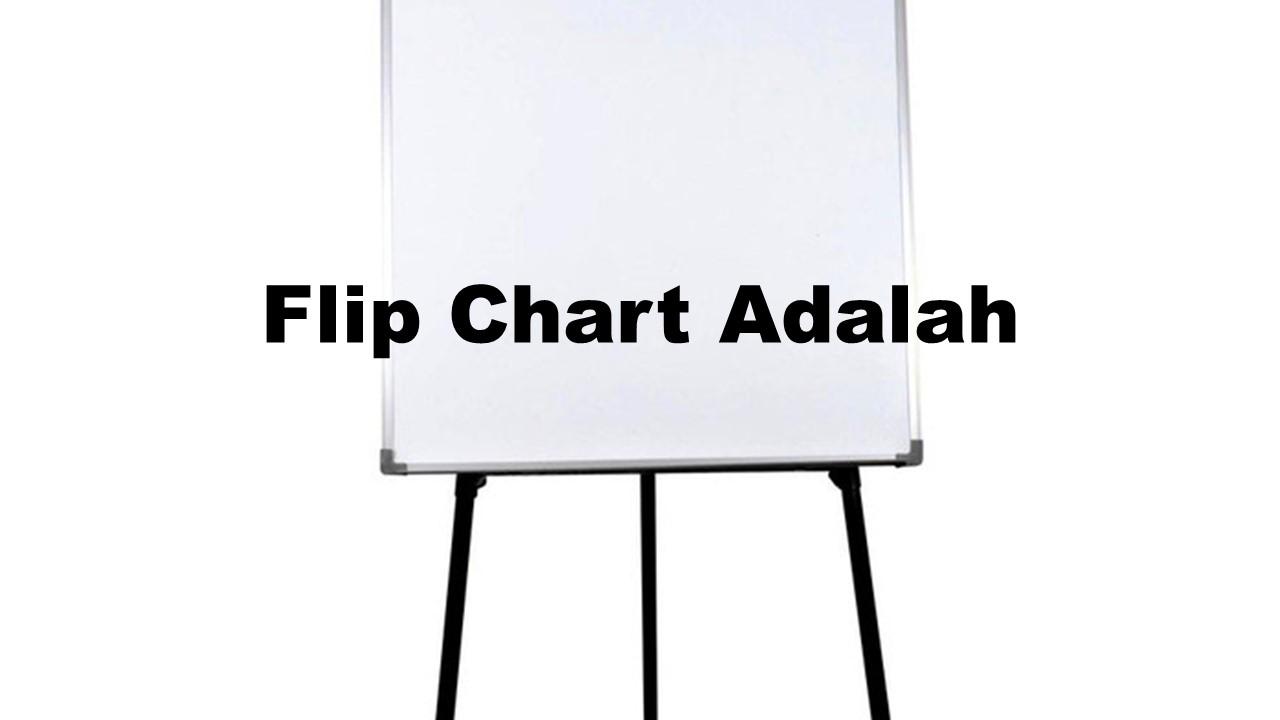 Flip chart adalah