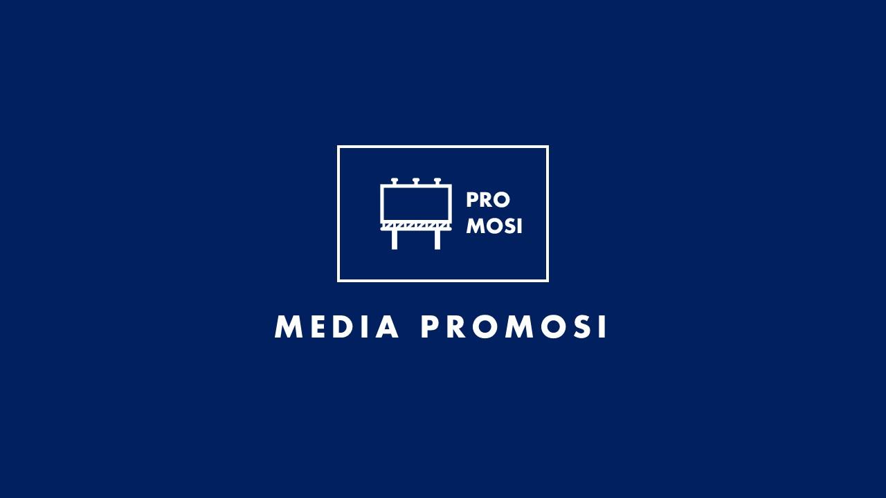 pengertian media promosi