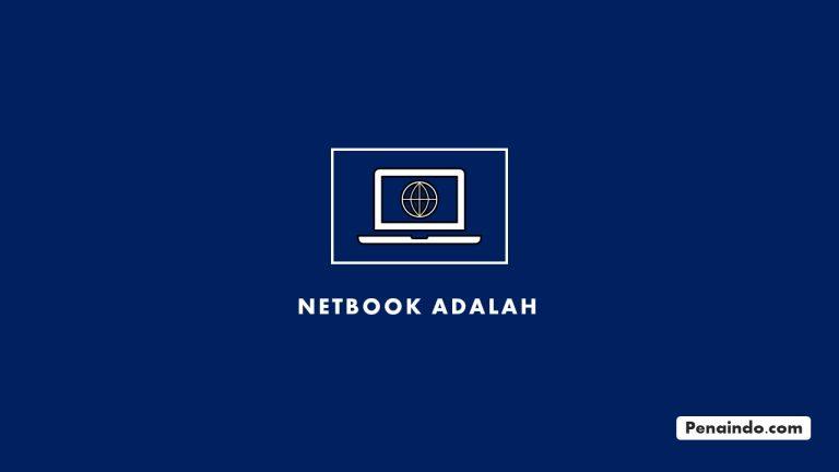 Netbook Adalah
