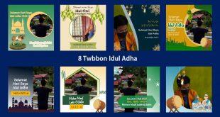 Twibbon Gratis Idul Adha 2021